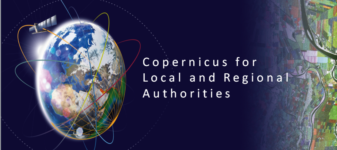 si-Cluster at the first Copernicus Information and Training Session in Greece